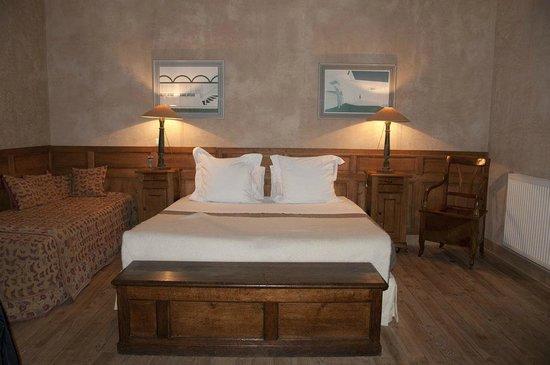 Ecolodge des Chartrons : Chambre Toscane