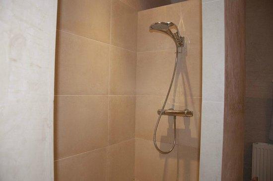 Ecolodge des Chartrons : Dusche