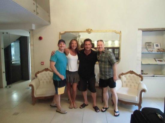 Rimondi Boutique Hotel: LOVELY FAMILY