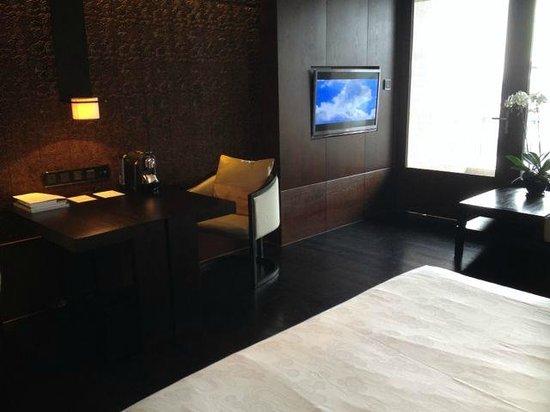OCT Bay Breeze Hotel Shenzhen: 精簡美觀