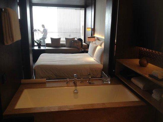 OCT Bay Breeze Hotel Shenzhen: 像SPA