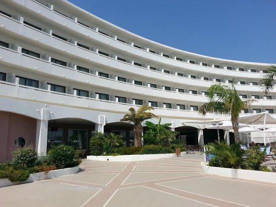 Sensimar Lindos Bay Resort & Spa: hotel sentido