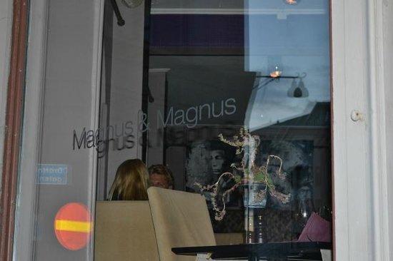 Magnus & Magnus: Tremendous restaurant