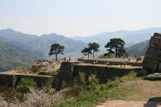 Takeda Castle Ruin : 1