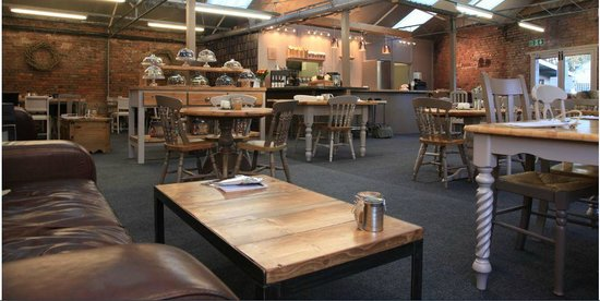 The Bakehouse Cafe: Bakehouse Cafe
