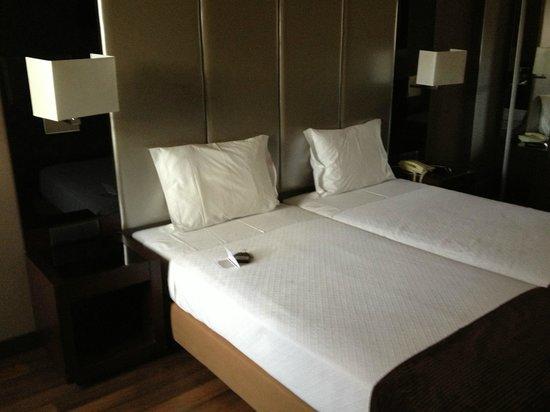 Suico Atlantico Hotel: Chambre supérieure