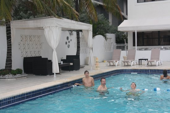 The Mimosa Hotel Pool