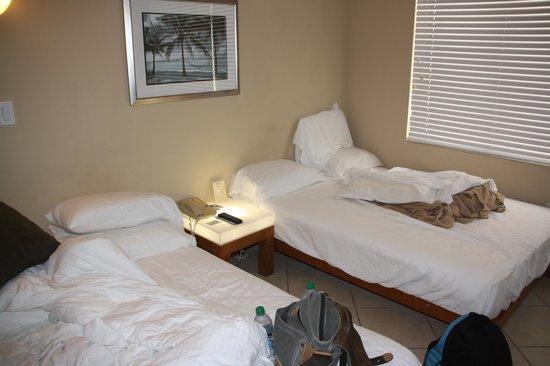 The Mimosa Hotel: Betten
