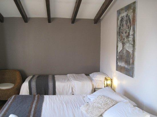 La Barraca Suites: Habitacion triple