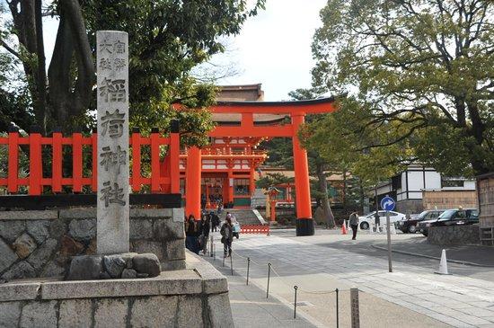 Fushimi Inari-taisha Shrine: 伏見稲荷