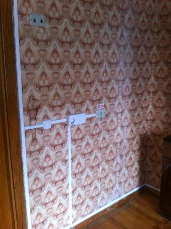 Zhovtnevy Hotel: Комната для курения