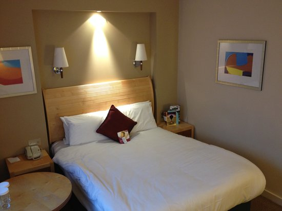 Crowne Plaza Manchester Airport: Our Standard Room