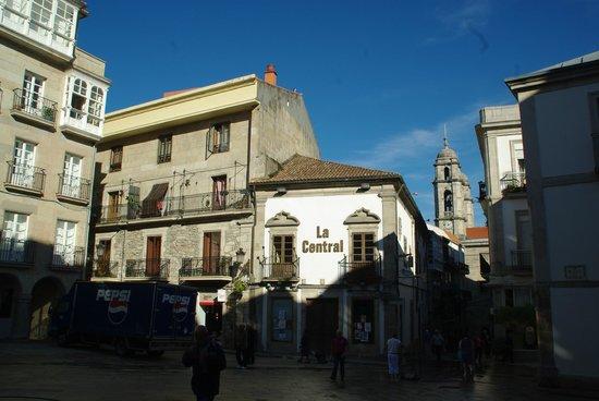 Foto de casco vello vigo vigo mercado de a pedra - Pisos casco vello vigo ...