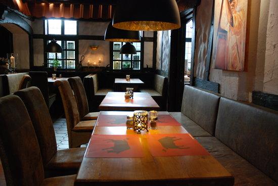 Steak-House Nr.1: gemütliche Atmosphäre im neuen Design