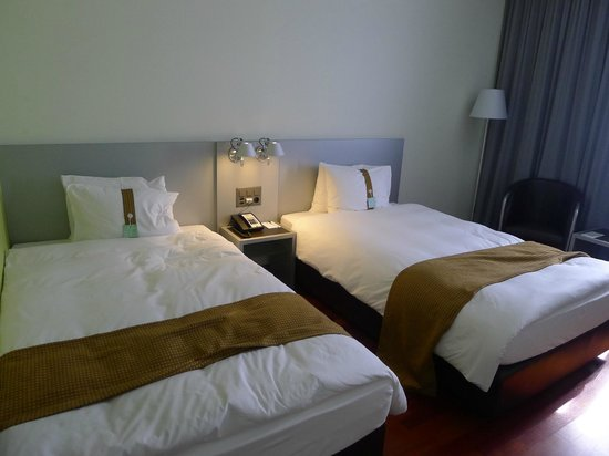 Holiday Inn Bern-Westside: Room