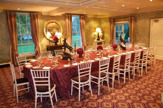 Garden room picture of prestonfield edinburgh tripadvisor for Garden room reviews