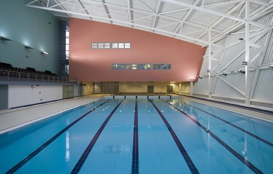 Middleton Arena: Swimming Pool