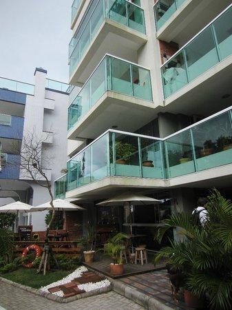Hostel Albergue Toca da Moreia: fachada do hostel