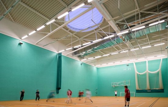 Middleton Arena: Sports Hall