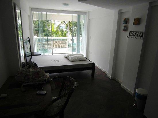 Hostel Albergue Toca da Moreia: quarto de casal que fiquei com meu namorado
