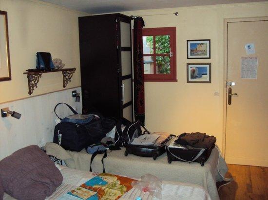 Hotel La Villa Patricia: camera