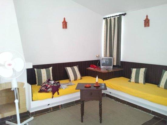 Apartamentos Turisticos Marsol: Living area