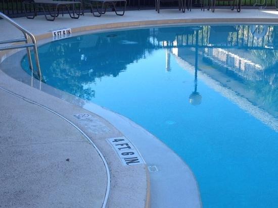 Quality Inn Ocala: pool