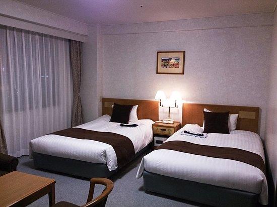 Ise Pearl Pier Hotel: デラックス・ツイン・ルーム
