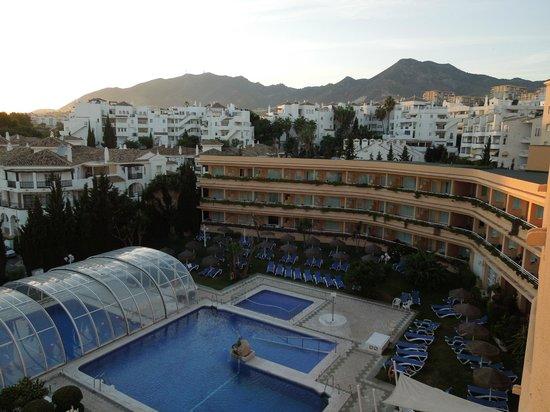 Palia La Roca Hotel-Club: view from room