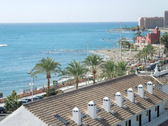 Palia La Roca Hotel-Club: sea view