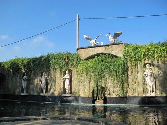 Dewani Villa : View from the pool