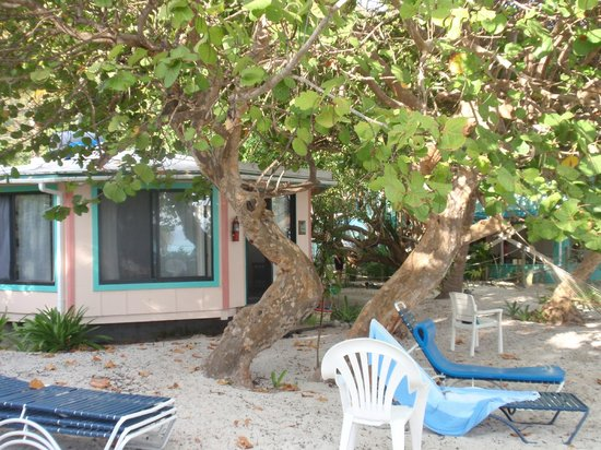 Sandcastle Hotel: Beachfront cottage