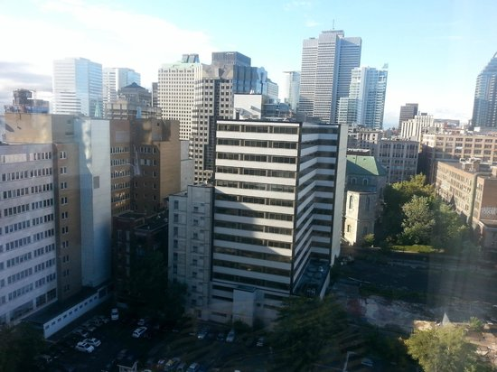 Hyatt Regency Montreal: Panorama