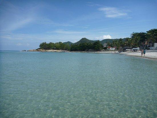 Samui Resotel Beach Resort: View On the beach