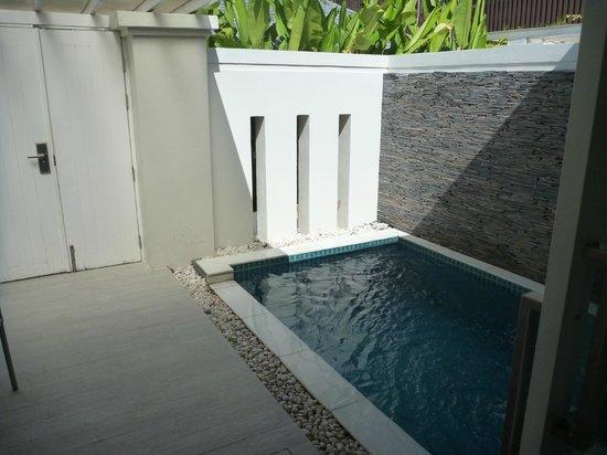 Samui Resotel Beach Resort: *Private* Pool in the Vila