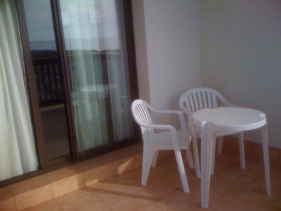 Barcelo Cabo de Gata : Terraza