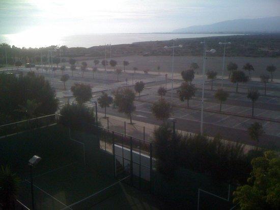 Barcelo Cabo de Gata : Vistas desde la terraza