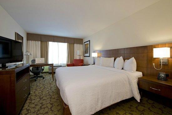 Hilton Garden Inn Knoxville/University: King Guest Room