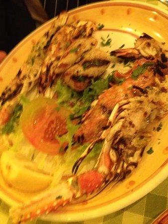 Siciliainbocca al Flaminio : горячее блюдо