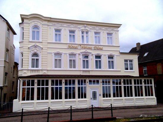 Hotel Weisse Dune: Hotel Weiße Düne