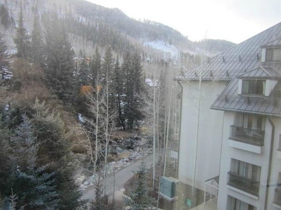 Hotel Talisa, Vail: View from our room