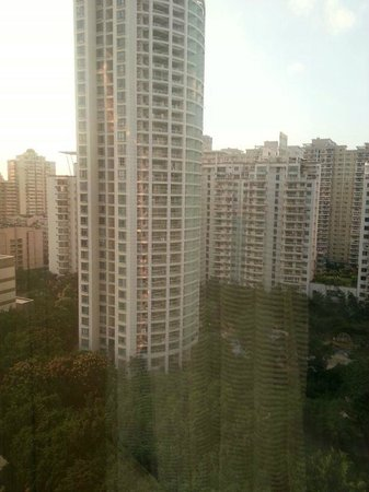 Sheraton Xiamen Hotel: wonderful view from my room