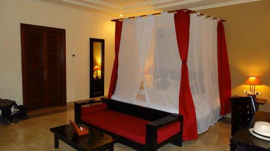 The Club Villas: Bedroom