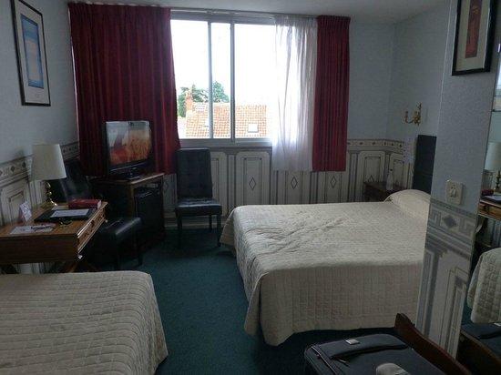 Bristol Hotel : Zimmer 37
