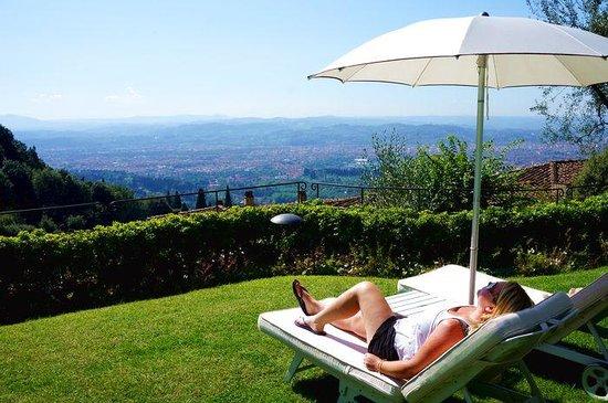 Belmond Villa San Michele: Views, wow