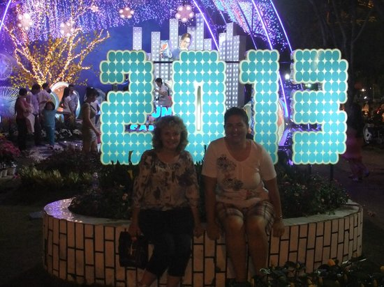 VietnamStay: 2013 in Sigon. A great night out to have fun.