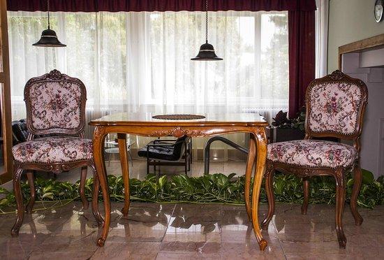 Komfort Hotel Platan: Lobby