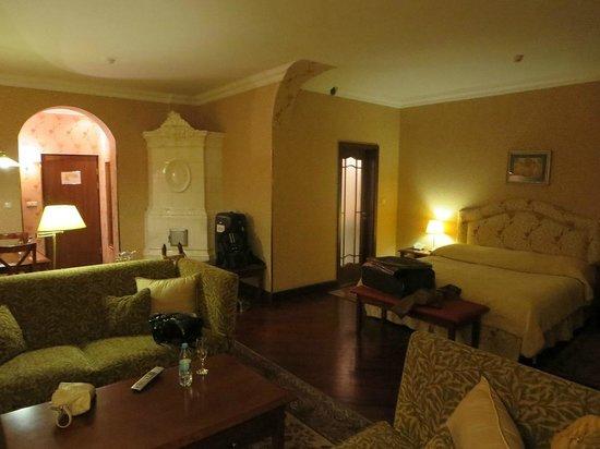 Swiss Hotel: Junior Suite room 34