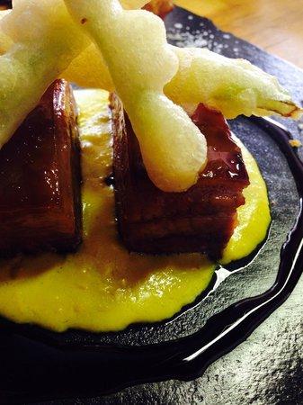 Cheyne's: Pork belly