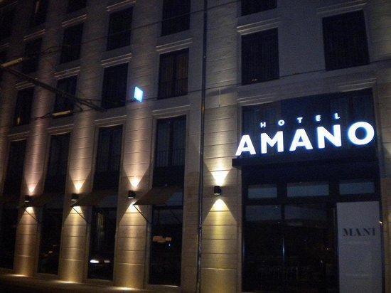 Hotel AMANO : outside